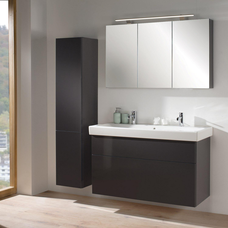 Spiegelschr nke kronenbach plana 2 0 spiegelschrank 50 for Spiegelschrank 50 cm hoch
